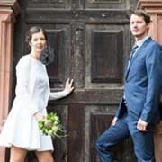 Hochzeitsfotograf Thomas Kowalzik - Brautpaar in Wiesbaden
