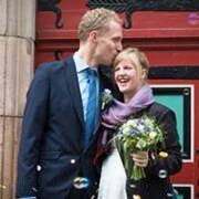 Hochzeitsfotograf Thomas Kowalzik - Brautpaar in Wohratal