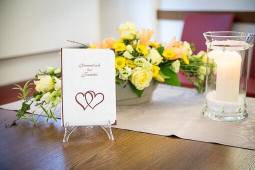 Standesamt-Eheschließung - Stammbuch