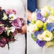 Hochzeitsfotografie - der Brautstrauß - der Hochzeitsstrauß