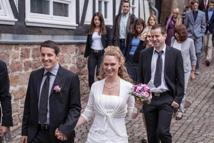 Hochzeitsreportage in Marburg von Sarah & Johann - 005