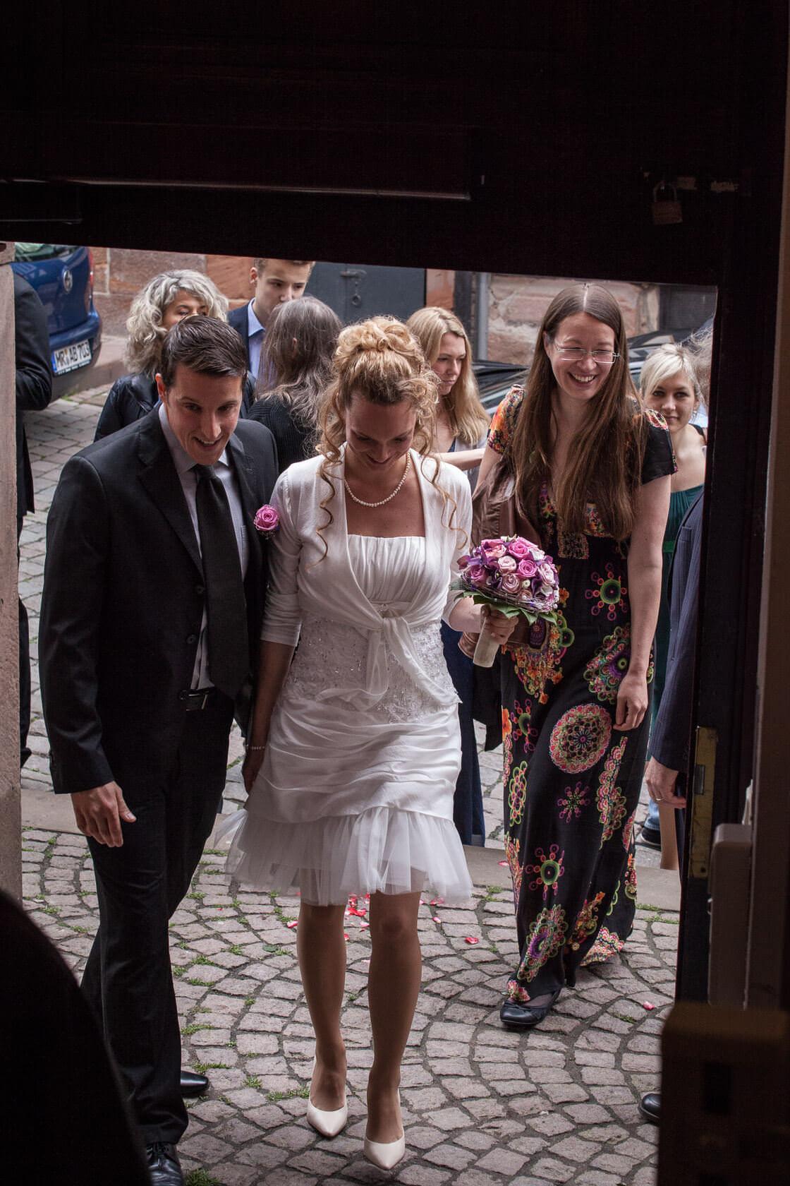 Hochzeitsreportage in Marburg von Sarah & Johann - 007