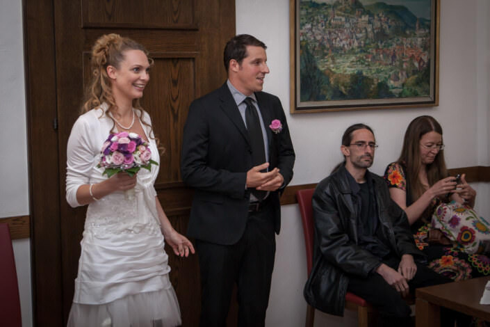 Hochzeitsreportage in Marburg von Sarah & Johann - 009