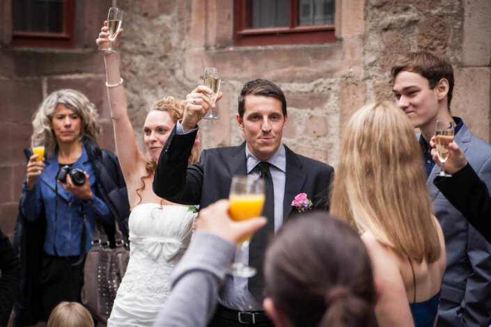 Hochzeitsreportage in Marburg von Sarah & Johann