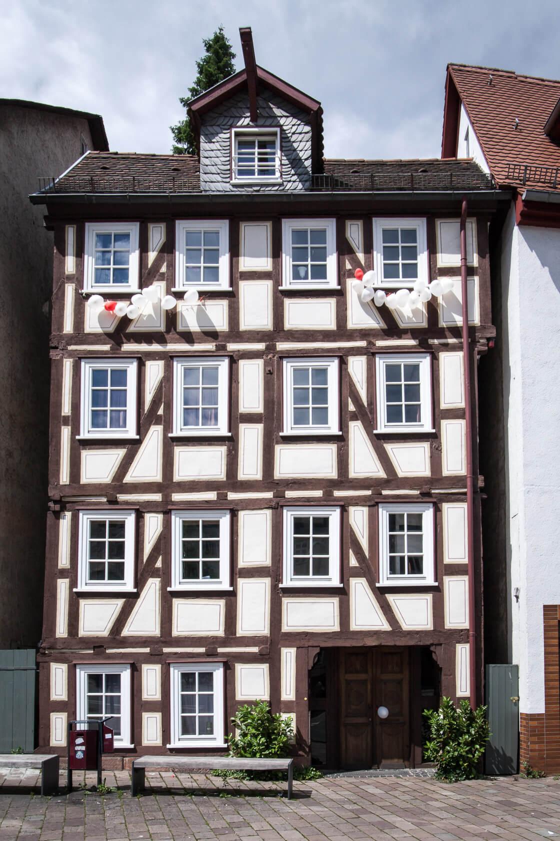 Hochzeitsreportage in Marburg von Sarah & Johann - 060