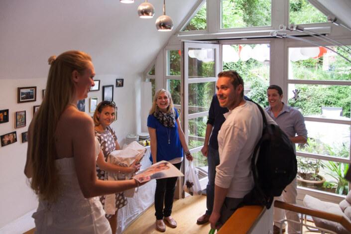 Hochzeitsreportage in Marburg von Sarah & Johann - 062