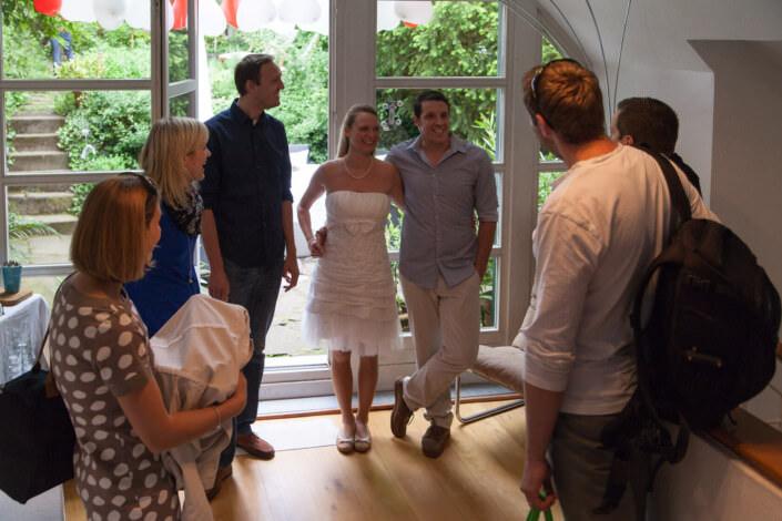 Hochzeitsreportage in Marburg von Sarah & Johann - 063
