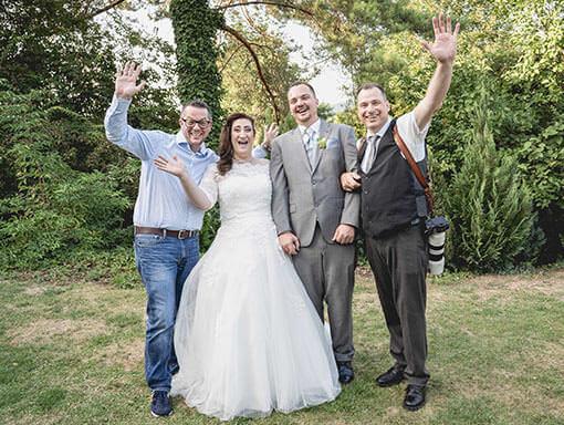 Vorgespräch, Kennenlernen & Probeshooting (Paarshooting) mit Hochzeitsfotograf Thomas Kowalzik