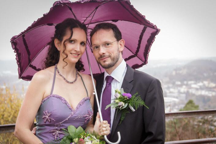 Eheschliessung in Marburg - Sarah & Markus