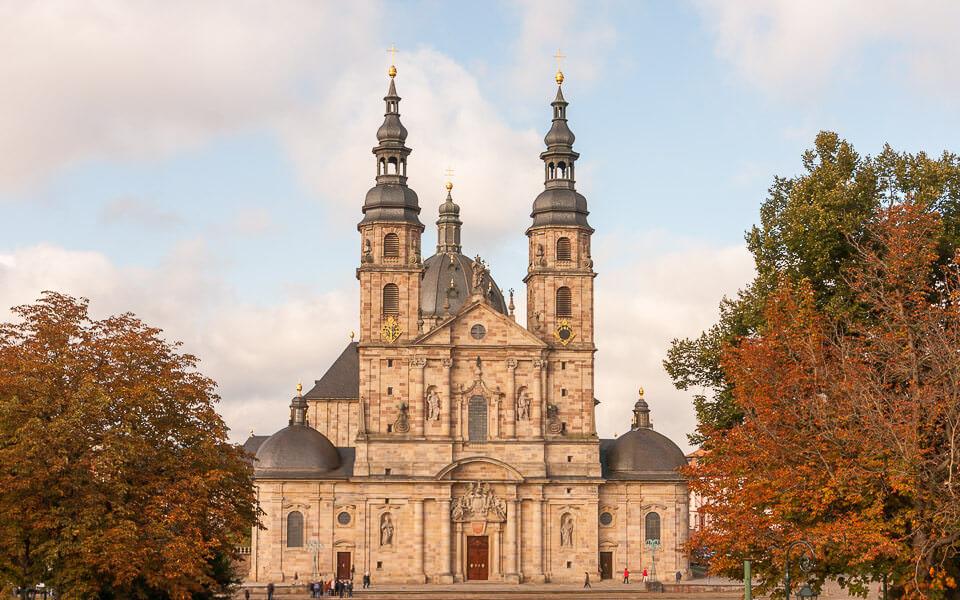 Dom zu Fulda - Hochzeitsfotograf Fulda