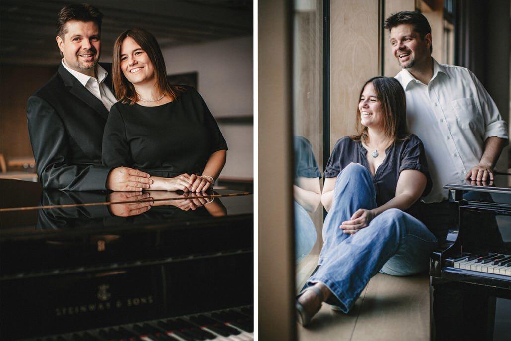 Hochzeitsmusik mit Jenny Wagner und Dirk Lindemann
