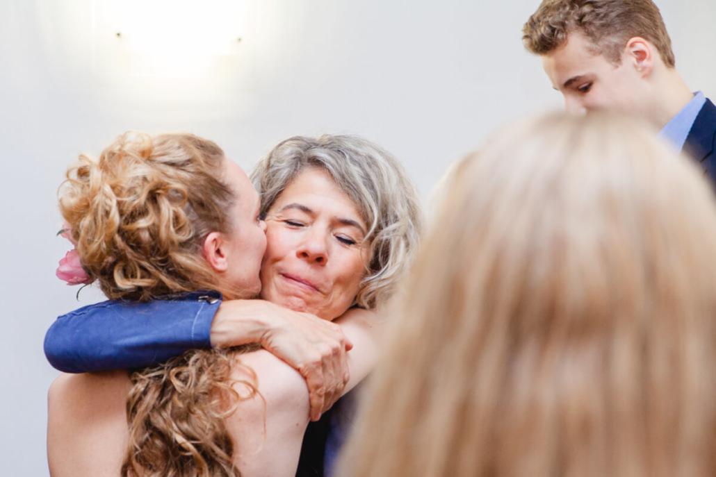 Glückwünsche und Gratulationen nach der Eheschließung