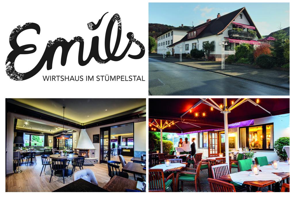 Hochzeit Location Marburg: Collage vom Wirtshaus & Landgasthof im Stümplstal