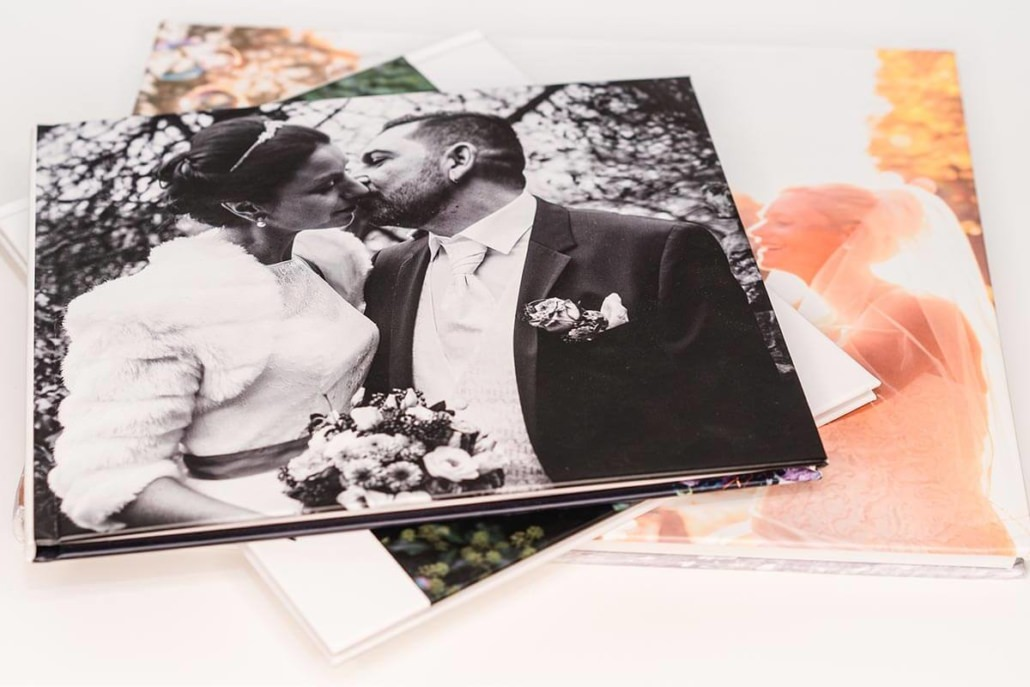 Fotobuch das eure Hochzeit ale eine Reportage zeigt, wie sie war.