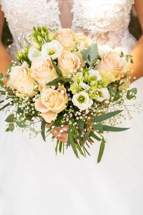 Brautstrauß der Braut in Kirchhain