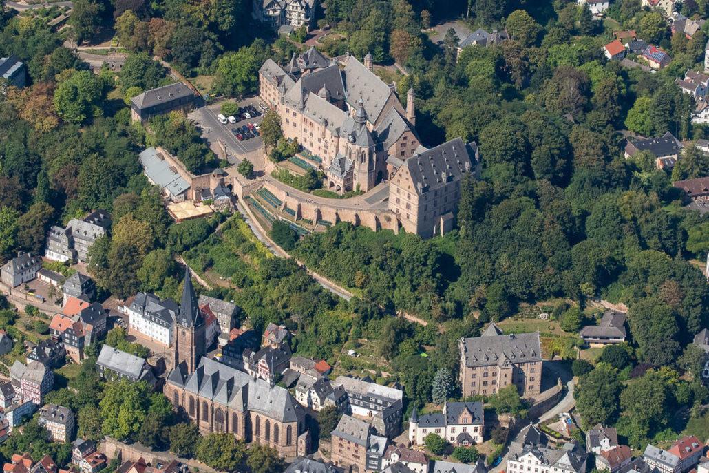 Standesamt Marburg - Eheschließung im Marburger Landgrafen Schloss